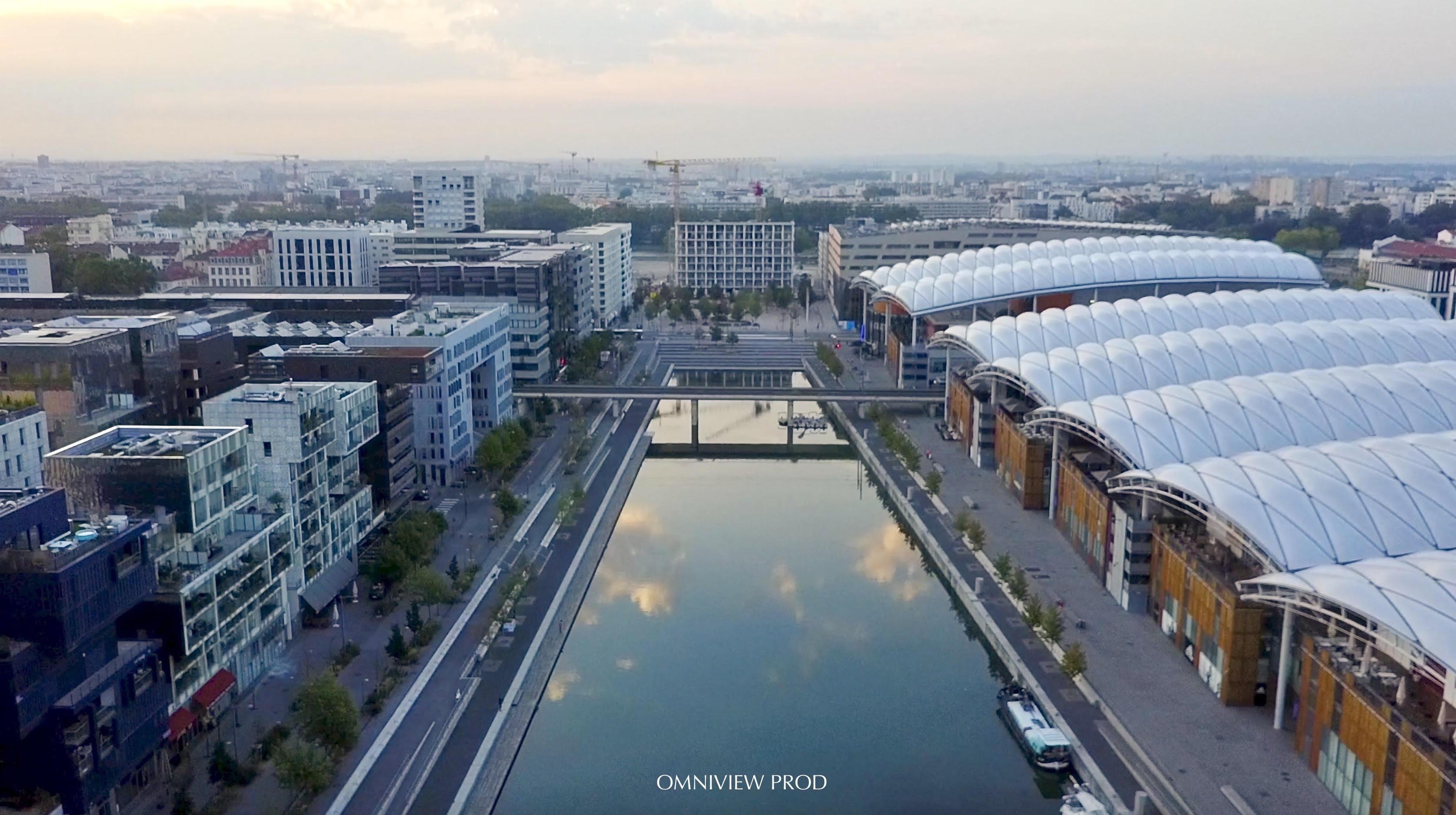 Confuences Lyon- photo drone- omniview prod